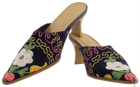 Picture of Suzani Shoes