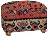 Picture of Kilim Ottoman