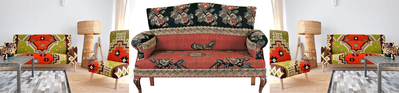 kilim furniture